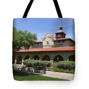 Fort Worth Livestock Exchange Texas Tote Bag