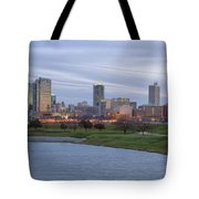 Fort Worth Texas Tote Bag