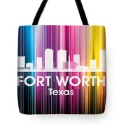 Fort Worth Tx 2 Tote Bag