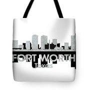 Fort Worth Tx 4 Tote Bag