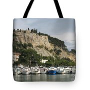 Fortress And Harbor Cassis Tote Bag