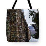 Fortress Walls Tote Bag