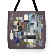 Forty Nine Shades Of Gray II Tote Bag