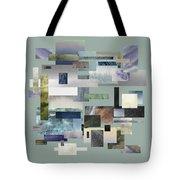 Forty Nine Shades Of Gray IIi Tote Bag