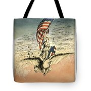 Forward America Tote Bag