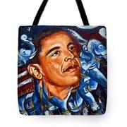 Forward Tote Bag by Harsh Malik