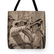 Forward March Tote Bag