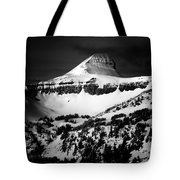 Fossil Mountain Tote Bag