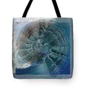 Fossil Ocean Tote Bag