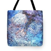 Fossils 2 Tote Bag