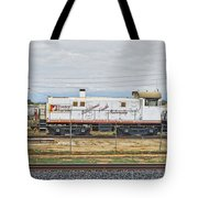 Foster Farms Locomotive Tote Bag