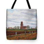 Fotheringhay Tote Bag