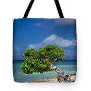 Fototi Tree - Aruba Tote Bag