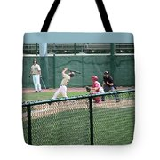 Foul Ball 3 Panel Composite Tote Bag