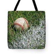 Foul Ball Tote Bag