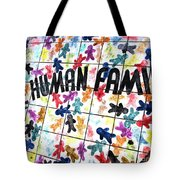 Found Art Tote Bag