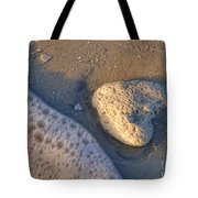 Found Heart Tote Bag