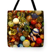 Found My Marbles Tote Bag