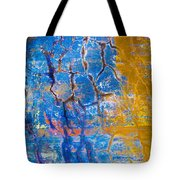 Foundation Number Fourteen Tote Bag