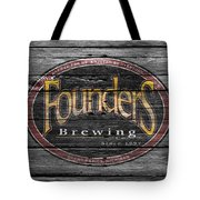 Founders Brewing Tote Bag