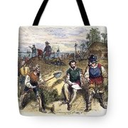 Founding Of St Tote Bag