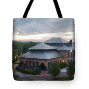 Foundry Building In The Morning Tote Bag