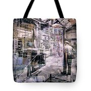 Foundry Workers Tote Bag