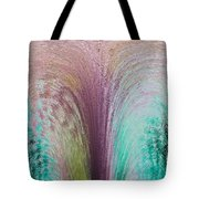 Fountain Art Tote Bag