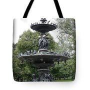Fountain Boston Common Tote Bag
