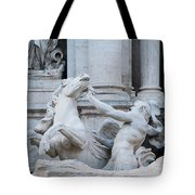 Fountain Di Trevi Tote Bag