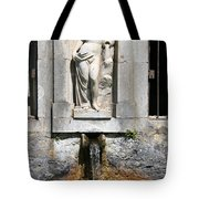 Fountain In A Palace Garden Tote Bag