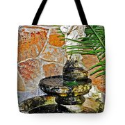Fountain Of Friendship Tote Bag