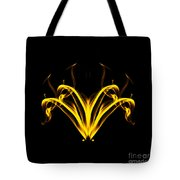 Fountain Of Gold Tote Bag