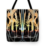 Fountain Of Happiness Tote Bag