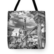 Fountain Of The Gods Tote Bag