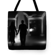Fountain Retreat - Arkansas - Conway - Uca Tote Bag
