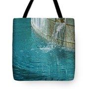 Fountain St Francisville Inn Louisiana Tote Bag