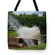 Fountains Tote Bag