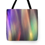 Fountains Of Color Tote Bag