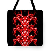 Fountains Of Fire Tote Bag