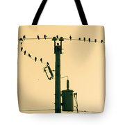 Four And Twenty Tote Bag