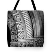Four Arches Tote Bag by Inge Johnsson