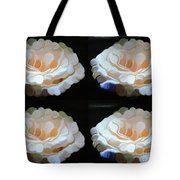 Four At Home Tote Bag