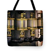 Four Degrees Of Separation Tote Bag