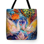 Four Elements Water Tote Bag
