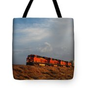 Four Engines Tote Bag