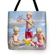 Four Five And Six Tote Bag