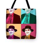 Four Jacks Tote Bag