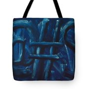 Four Letter Words Tote Bag