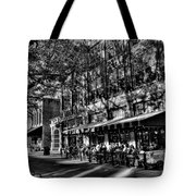Four Market Square In Knoxville Tote Bag